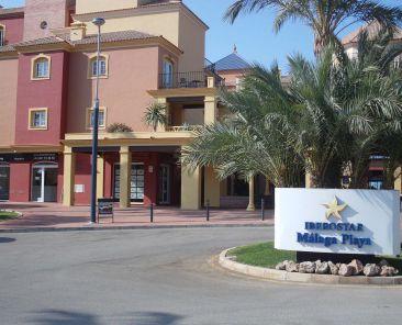Planet Drive en Torrox junto Hotel Iberostar